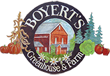 Boyert's Greenhouse & Farm Mobile Logo