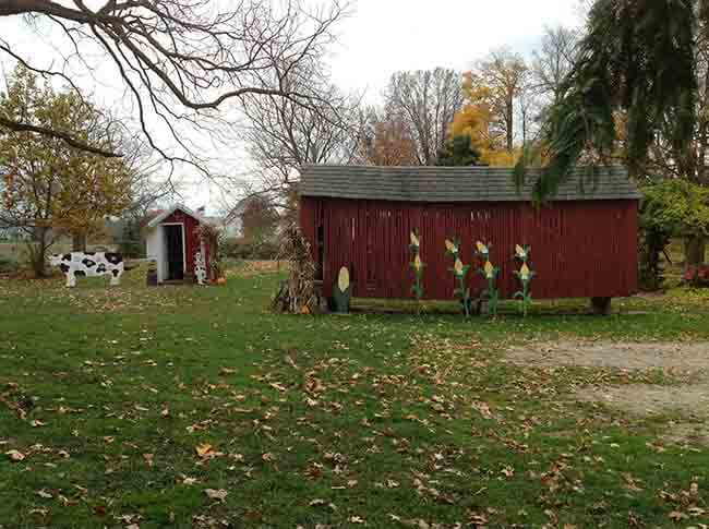 Fall Hayrides Medina Ohio Boyert S Greenhouse Farm