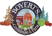 Boyert's Greenhouse & Farm Mobile Retina Logo