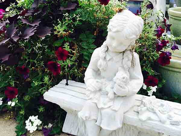 Click Here for Statuaries & Birdbaths